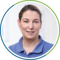 Barbara Schäfer - Leitung Med. Fachangestellte